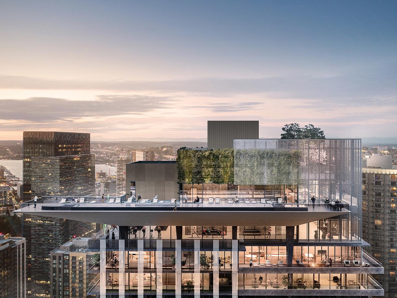 First Light - 西雅图市中心,十年一遇的品质奢宅