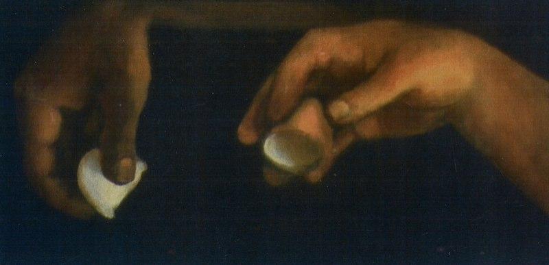 Different Shells, Same Egg