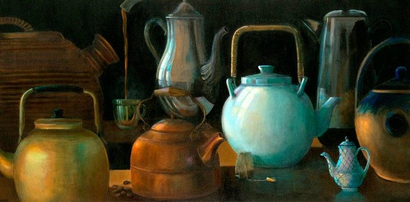 ' COFFEE AND HUMANI-TEA '