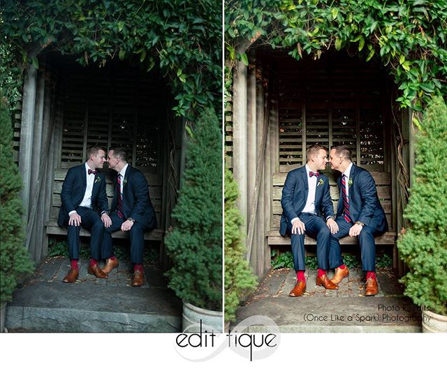 Adjustments for color, exposure, lens correction, and straightening are minor changes that help improve the image of this sweet moment.  www.edit-tique.com  #editing #wediting #retoucher #photoeditor #editlesslivemore #beforeandafter #lightroom #editingbeforeandafter #edittique