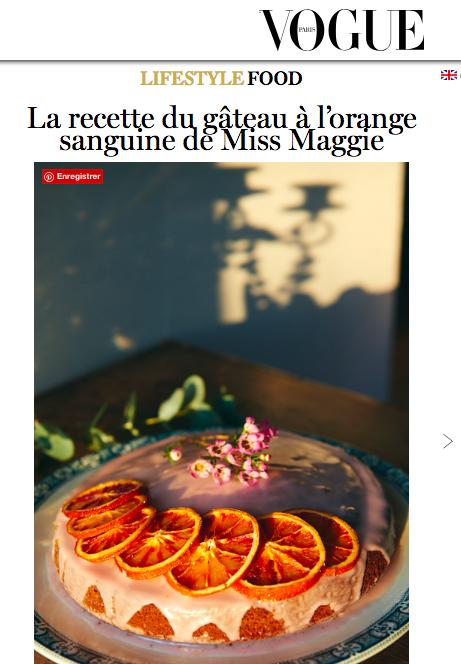 Vogue - Avril 2018 -