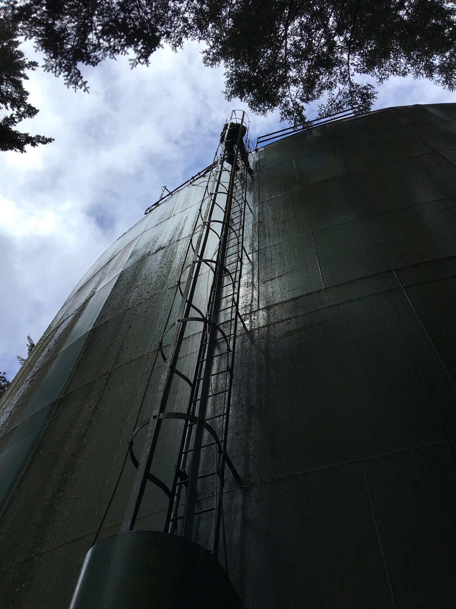 Vertical cable system; LAD-SAF system; ladder fall protection; fall protection for municipality