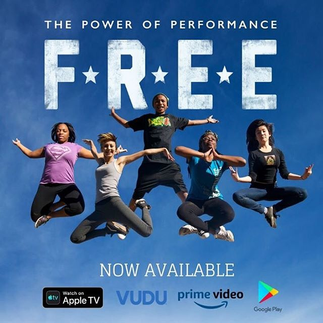 Exciting News! FREE, The Documentary Film is NOW available on @appletv , @amazonprimevideo , @vudufans & @googleplay_bestapps !Grab the popcorn, your family & friends, and watch five courageous teenagers use dance and spoken word to transform their stories of personal struggle into art with the Destiny Arts Center in #Oakland #California. See how the arts enrich their lives in this powerful film. Watch it today! #FREEdoc2019 #artseducation #dance #youth #supportthearts https://freethedocumentary.com/watch