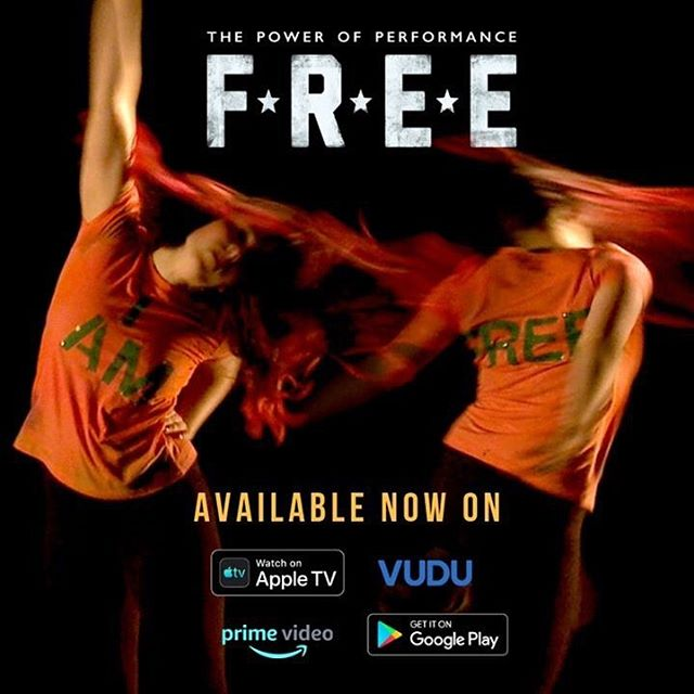 Watch FREE, The Documentary Film today! Get inspired by the #oakland youth at @destinyartscenter who create a performance based on their own personal struggles. Now available on @appletv , @amazonprimevideo , @vudufans & @googleplay_bestapps ! #dance #youth #spokenword #inspiration