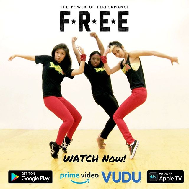 Watch FREE, The Documentary Film today! Get inspired by the #oakland youth at Destiny Arts Center who create a performance based on their own personal struggles. Now available on @appletv , @amazonprimevideo , @vudufans , & @googleplay_bestapps ! #dance #youth #spokenword #inspiration
