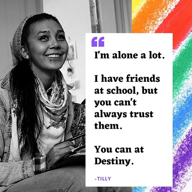 FREE, The Documentary Film is an inspiring story about the #oakland youth, like Tilly, at Destiny Arts Center who turn their struggles into performance and find a community of teens to be part of. Watch now on @appletv @googleplay_bestapps @amazonprimevideo and VOD! www.freethedocumentary.com/watch #lgbtq #pridemonth #proud #community #dance