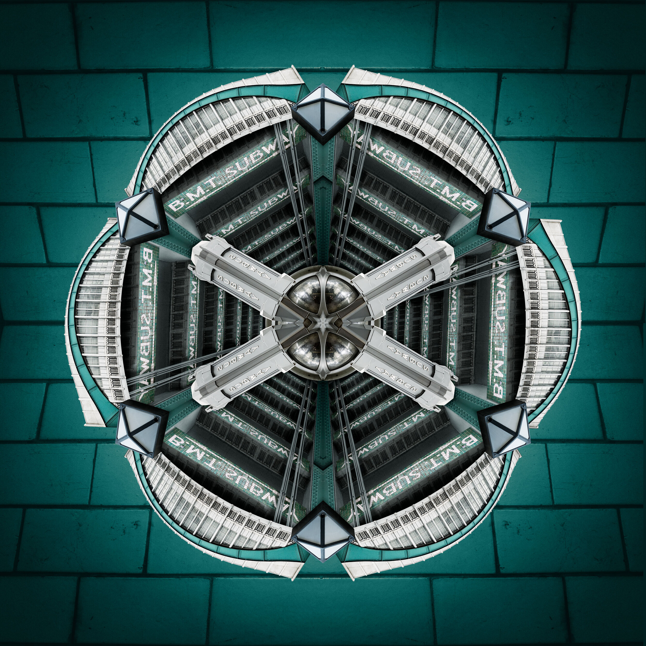 Urban Mandala - Joseph Gerardi - Quantum Variant 3.jpg