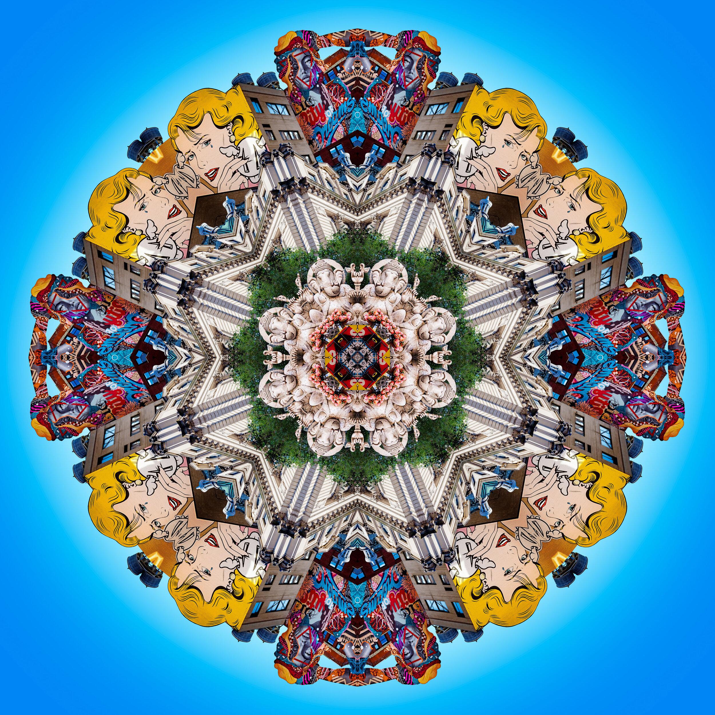 Urban Mandala - Joseph Gerardi - Quantum Variant 5.jpg