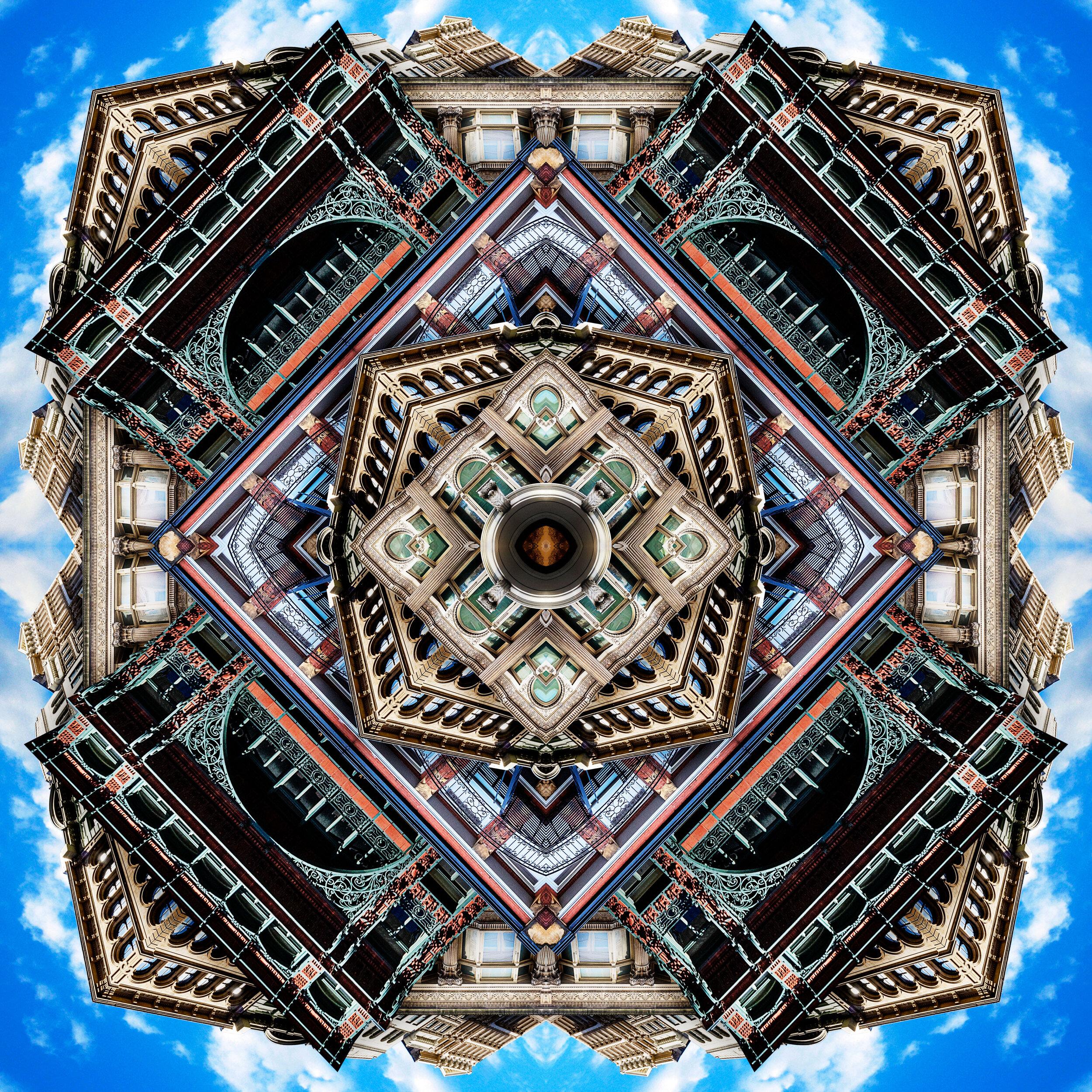 Urban Mandala - Joseph Gerardi - Quantum Variant 4.jpg