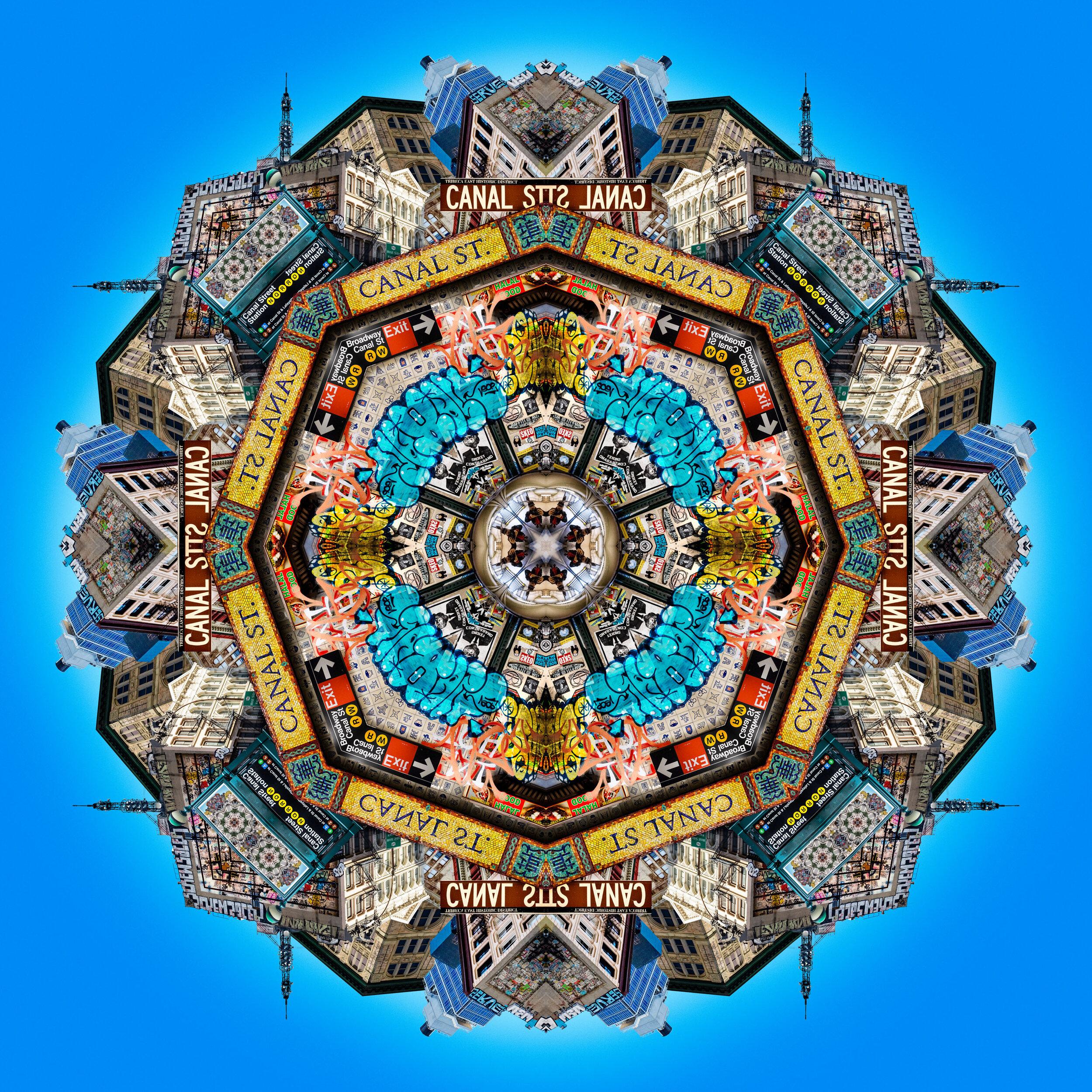 Urban Mandala - Joseph Gerardi - Quantum Variant 6.jpg