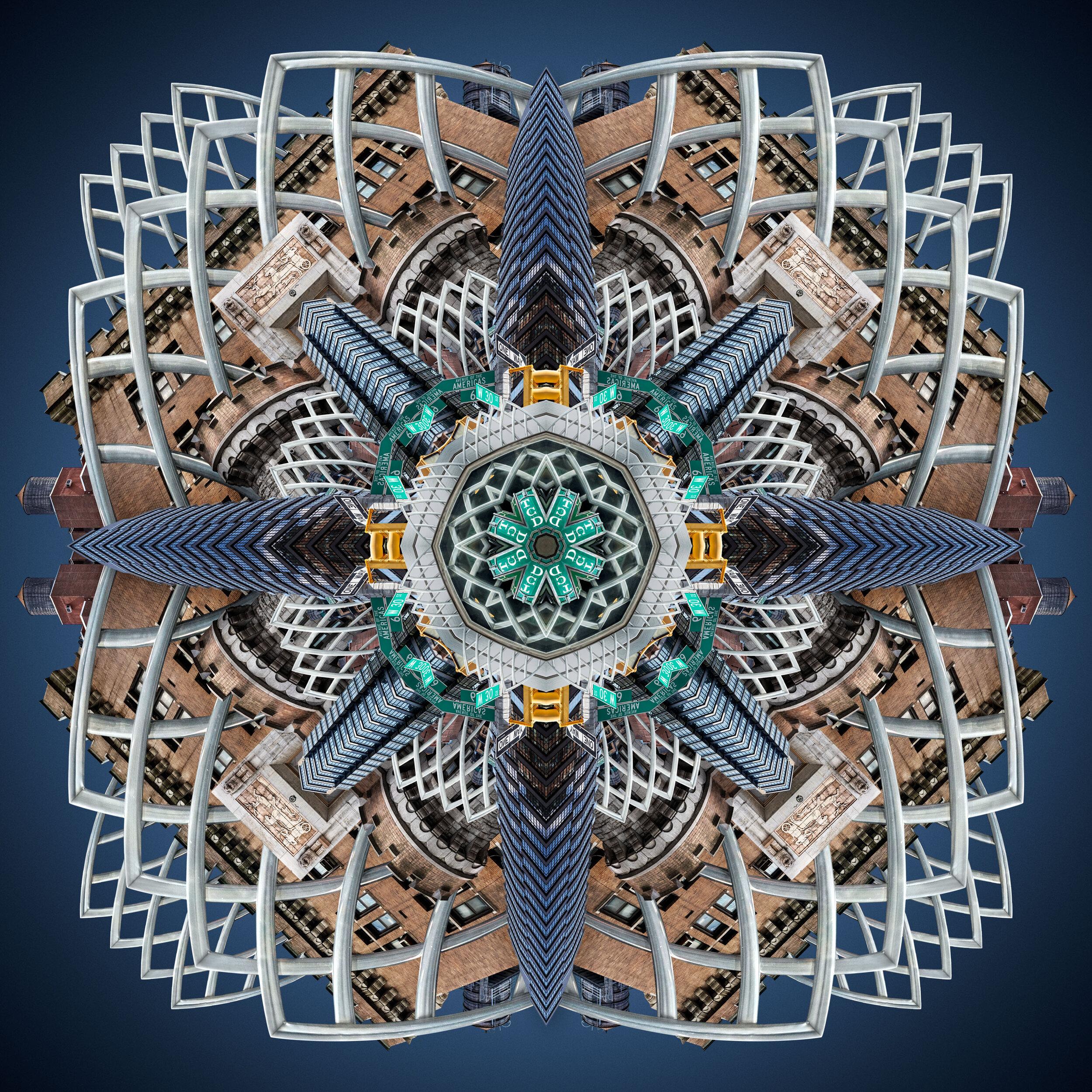 Urban Mandala - Joseph Gerardi - Quantum Variant 9.jpg