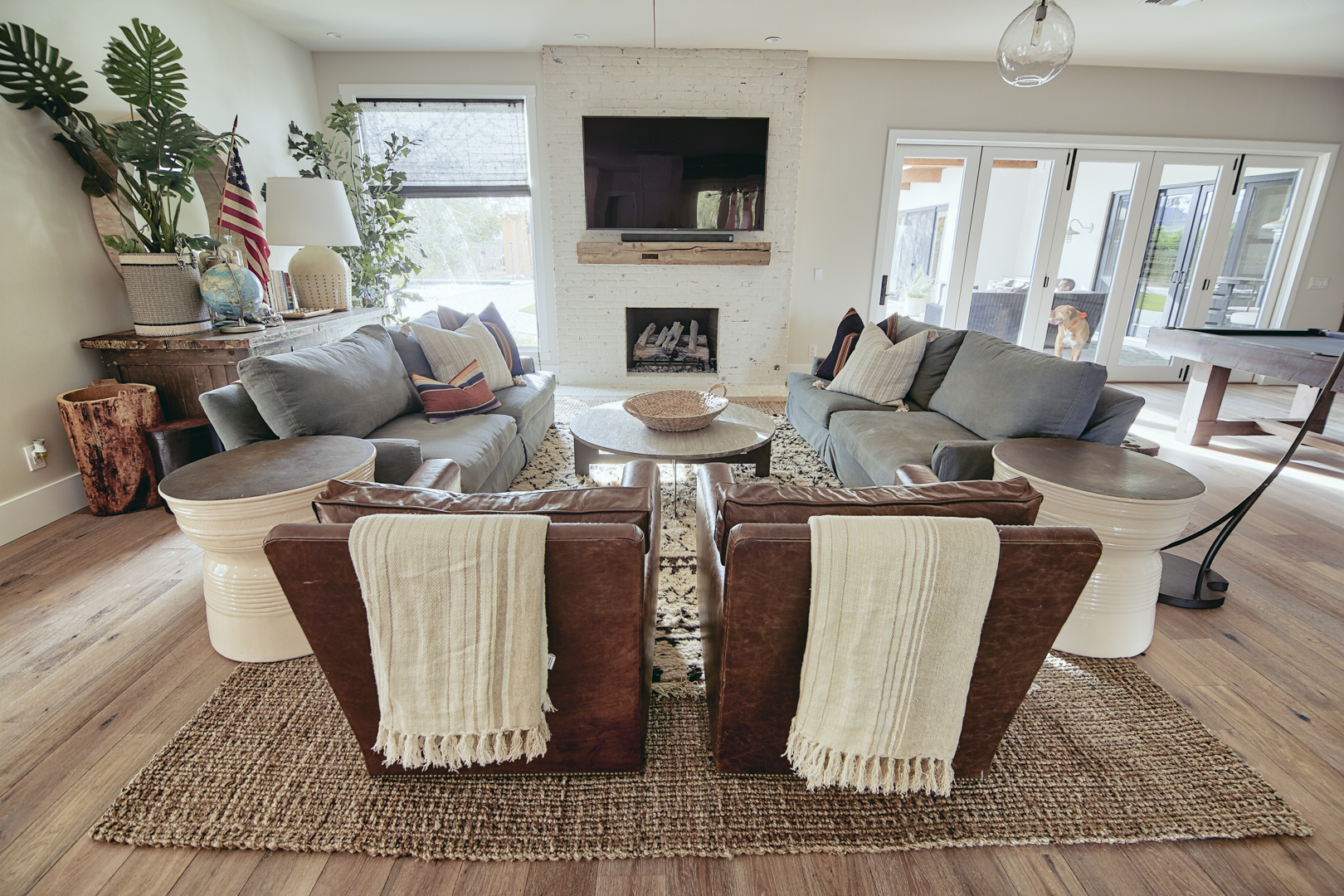 Bungalow Furniture & Accessories - Scottsdale, AZ - Living Room