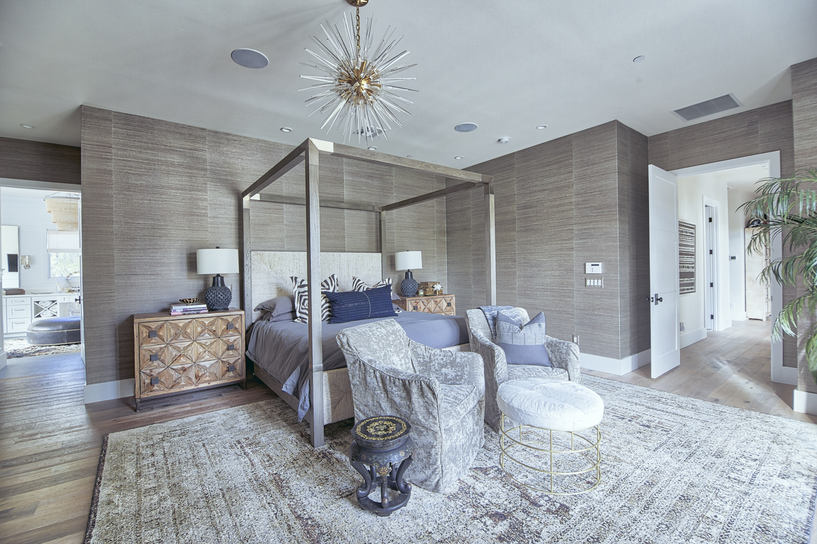 Bungalow Furniture & Accessories - Scottsdale, AZ - Master Bedroom