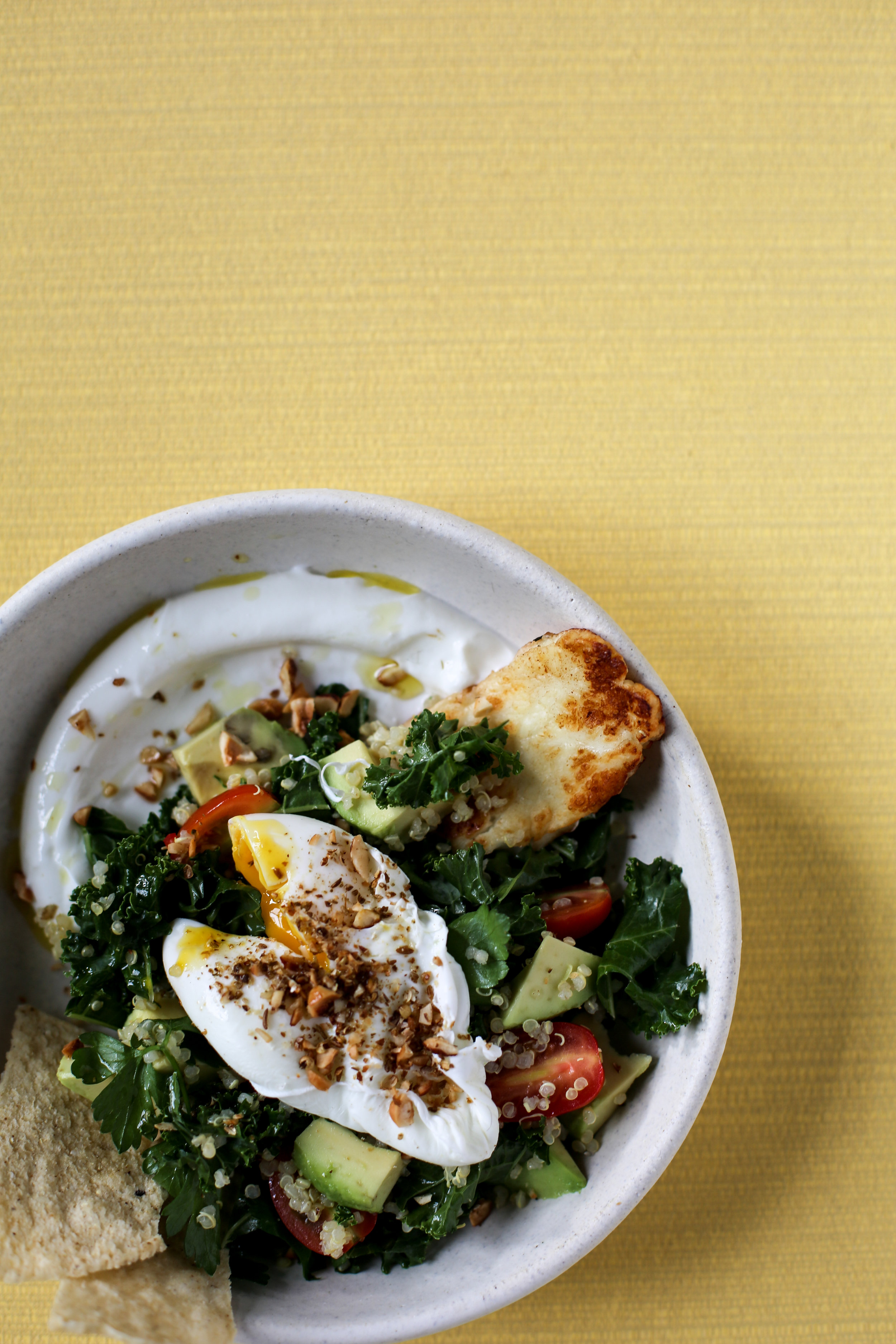 A breakfast bowl worth waking up for