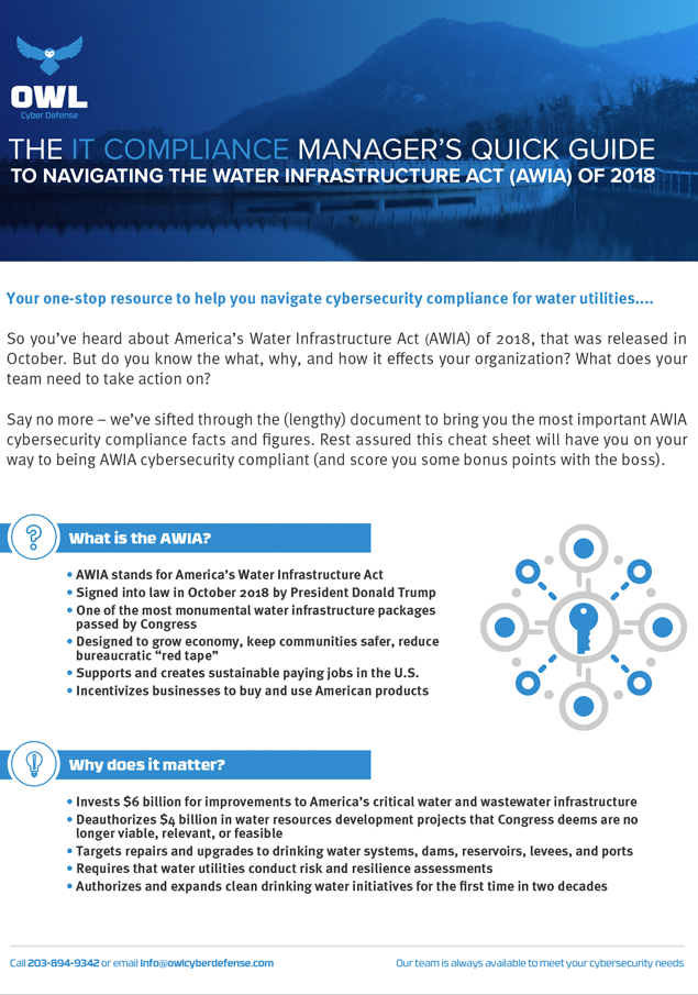 Water & Wastewater | Cheat Sheet