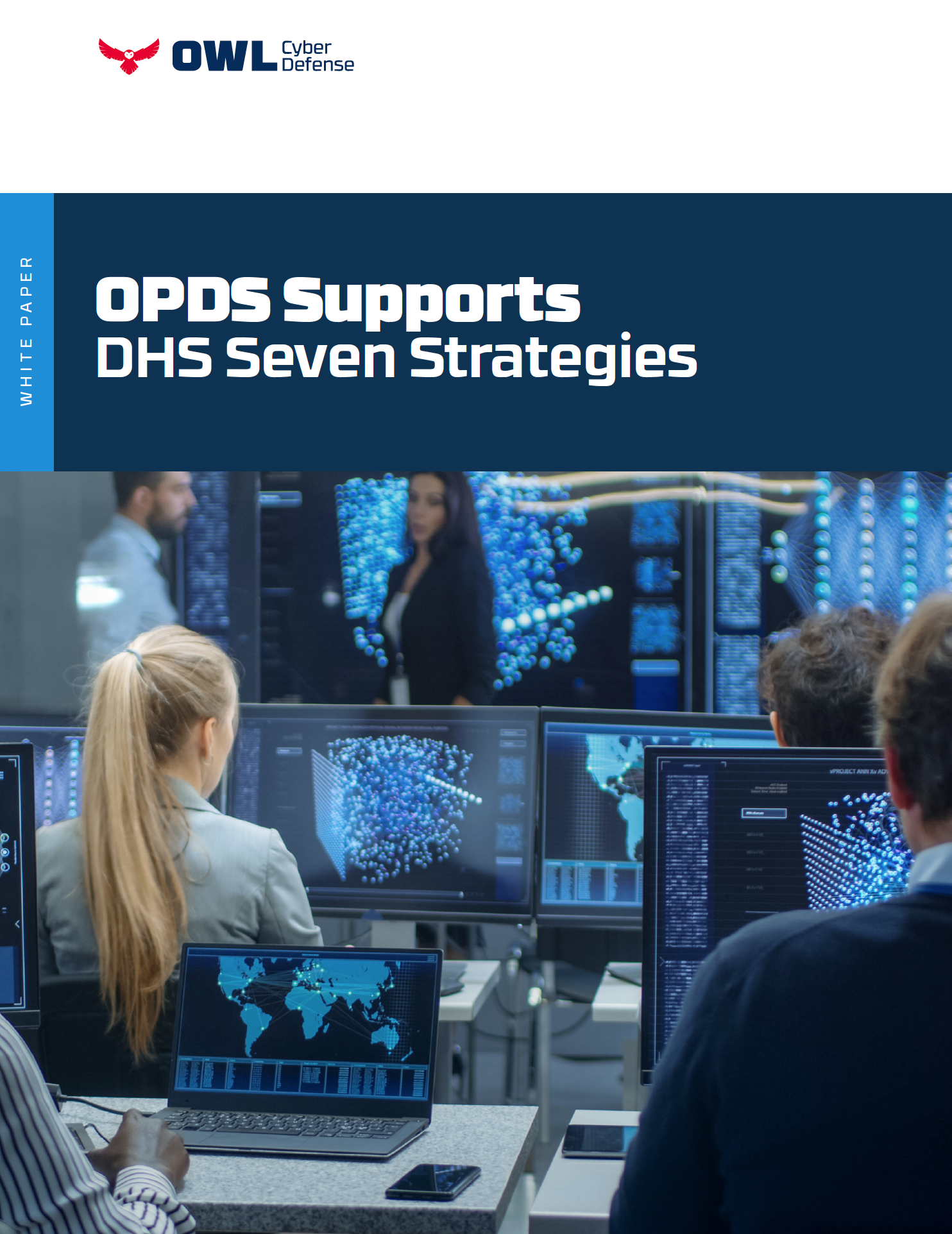 OPDS SupportsDHS 7 Strategies - In order to reduce the risk of cyberattacks against critical infrastructure (transportation, energy, water, etc.), the Department of Homeland Security (DHS), operates the Industrial Control Systems Cyber Emergency Response Team (ICS-CERT).Homeland Security - Seven Steps to Effectively Defend Industrial Control Systems