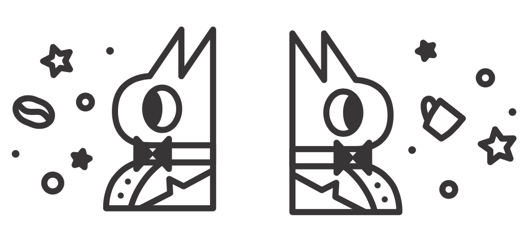 Baron Barista - Mascot Design