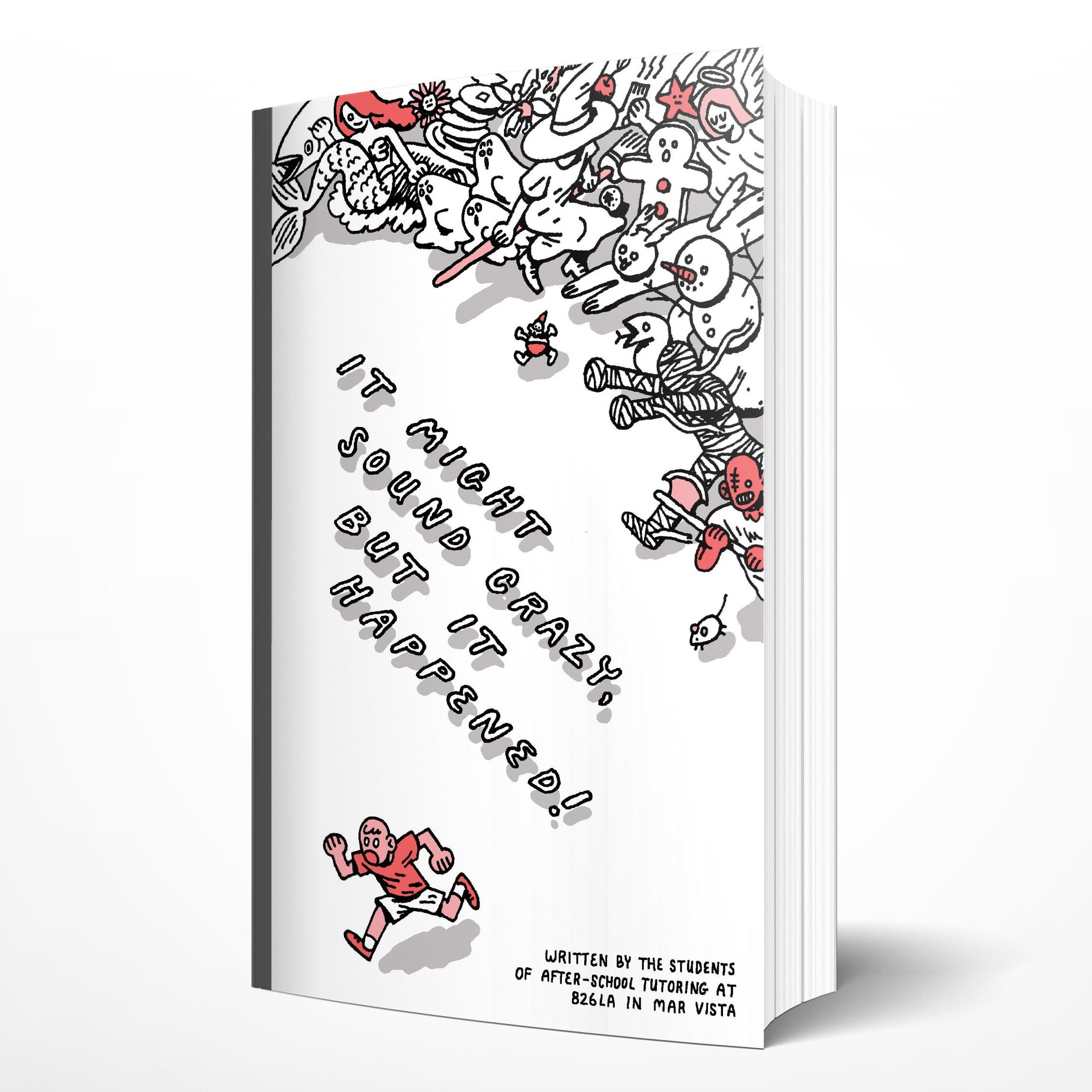826LA - Book Cover Design