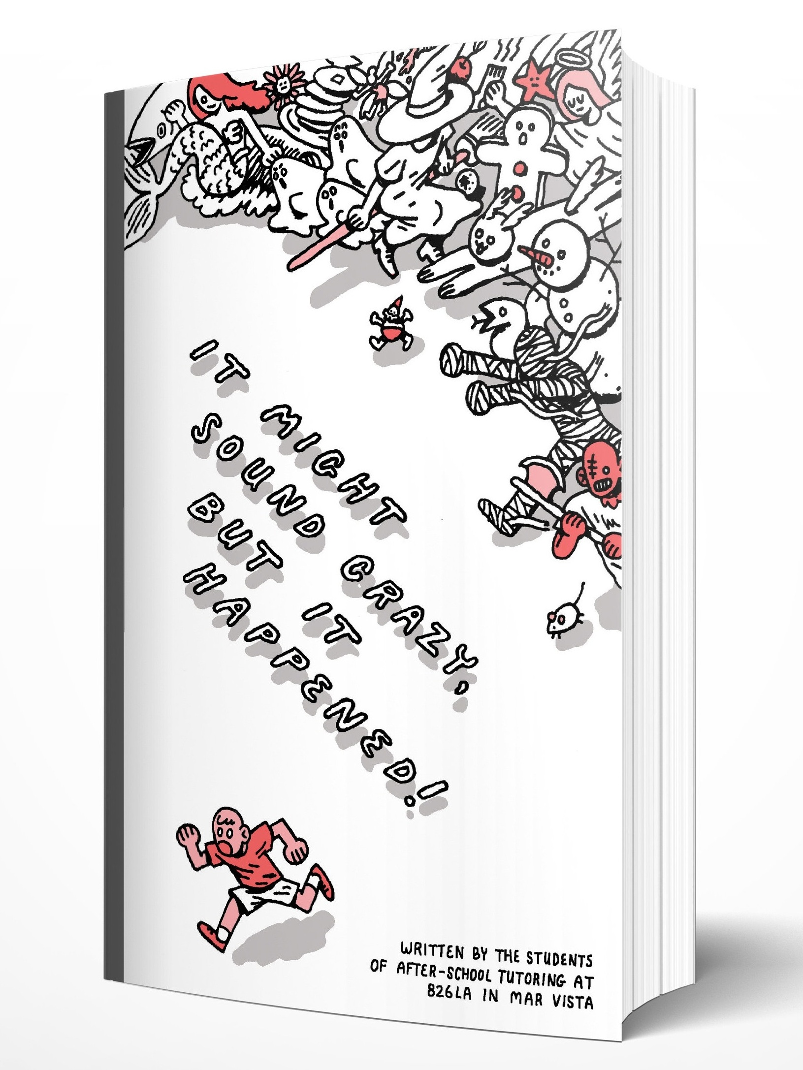 826LA - Book Cover Design
