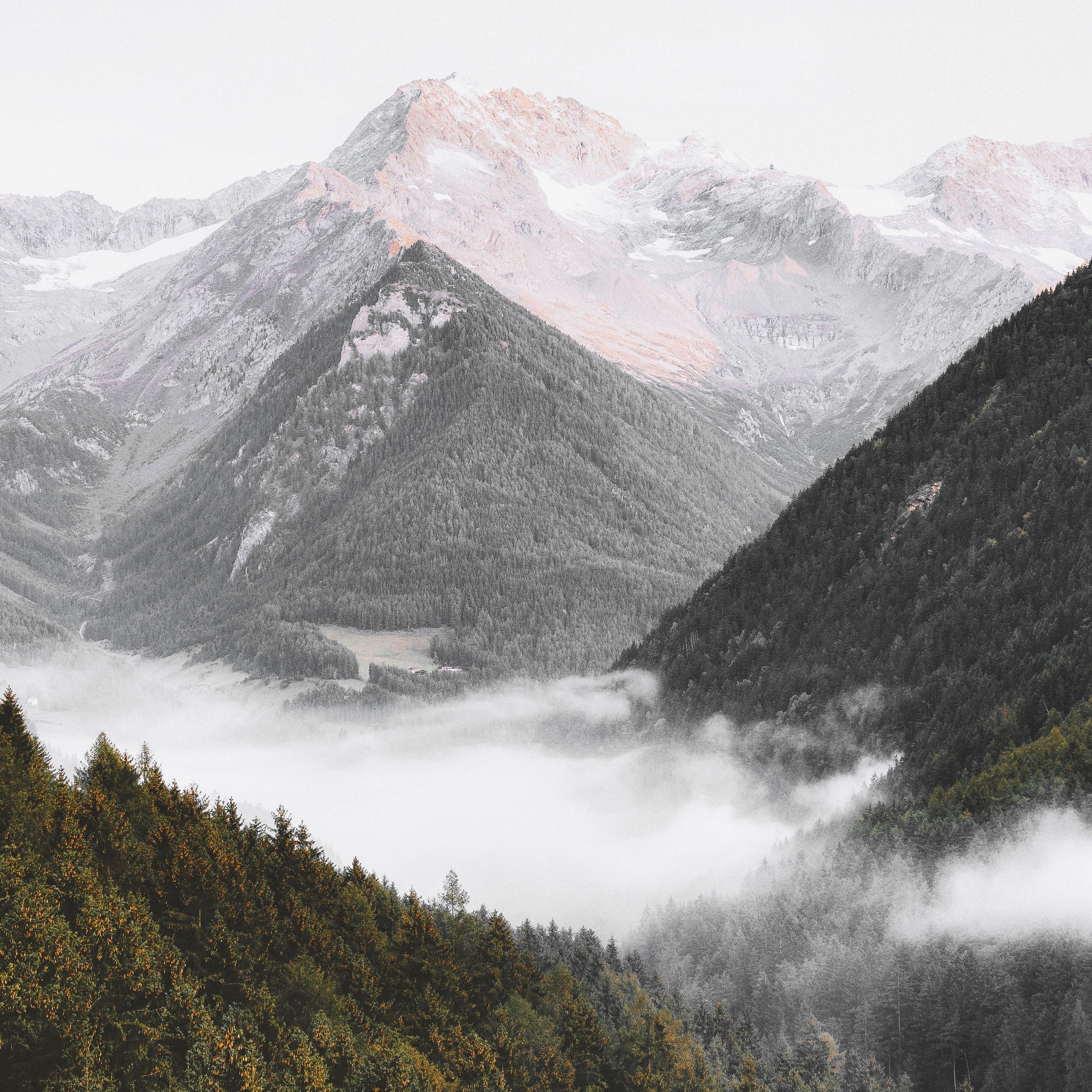 Mountain moving faith -