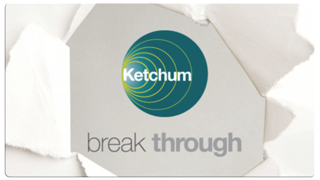 Ketchum - Strengthening a communication leader's global problem-solving capabilities.
