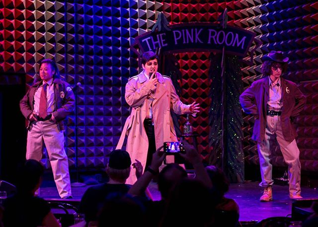The Bookhouse Boys are at it again! Don't miss our favorite trio at Mr. Twin Peaks this Sat night at @joespub June 15th! 👨🏻👨🏻👨🏻 Adv tickets at JoesPub.com INVITE IN THE BIO 📸📸: @matty2jay #thepinkroomburlesque @francineld @bunnybuxom @minxarcana #ThePinkRoomDudes #twinpeaks #twinpeaksburlesque #thebookhouseboys #drag #joespub #newyorkcity #june15 #fathersday #saturdaynight #fathersdayweekend #offoffoffoffbroadway #burlesque