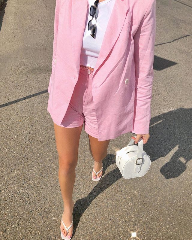 i'll never say no to a #PFG two-piece set 💅🏼