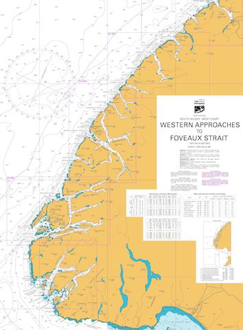 FIORDLAND Region, extending from Awarua/Big Bay south to Martins Bay, Milford Sound, Doubtful Sound/Patea, Breaksea Sound, Dusky Sound and Preservation Inlet.