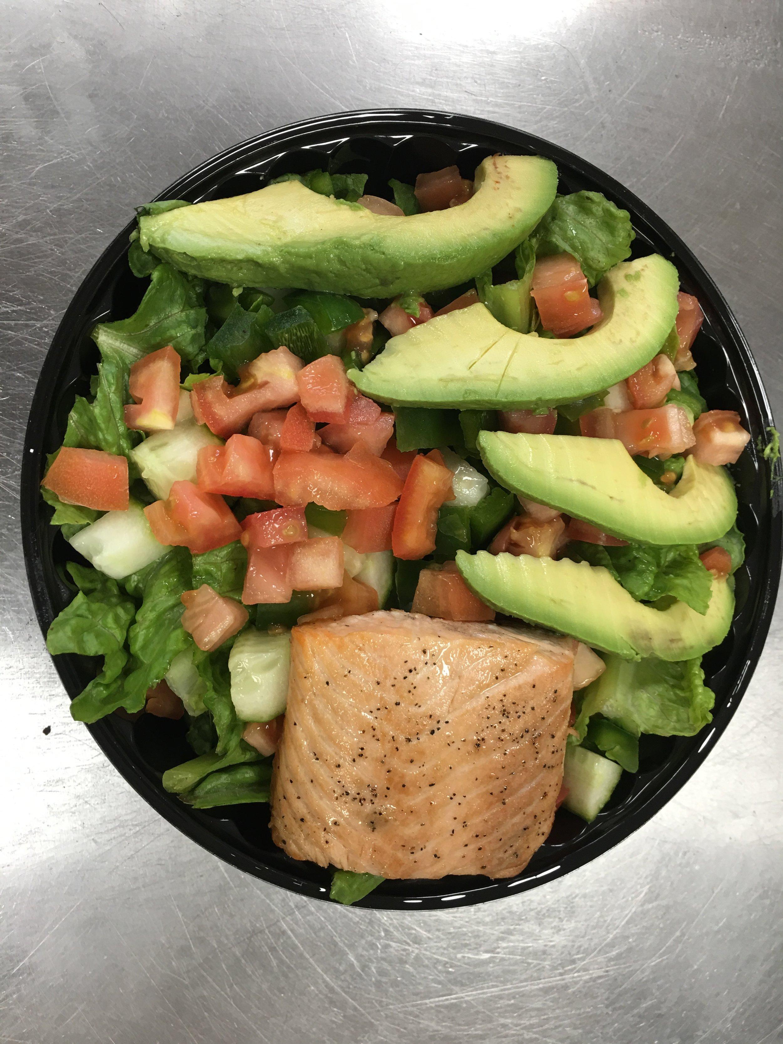 Fresh, Crisp, Tasty Salads