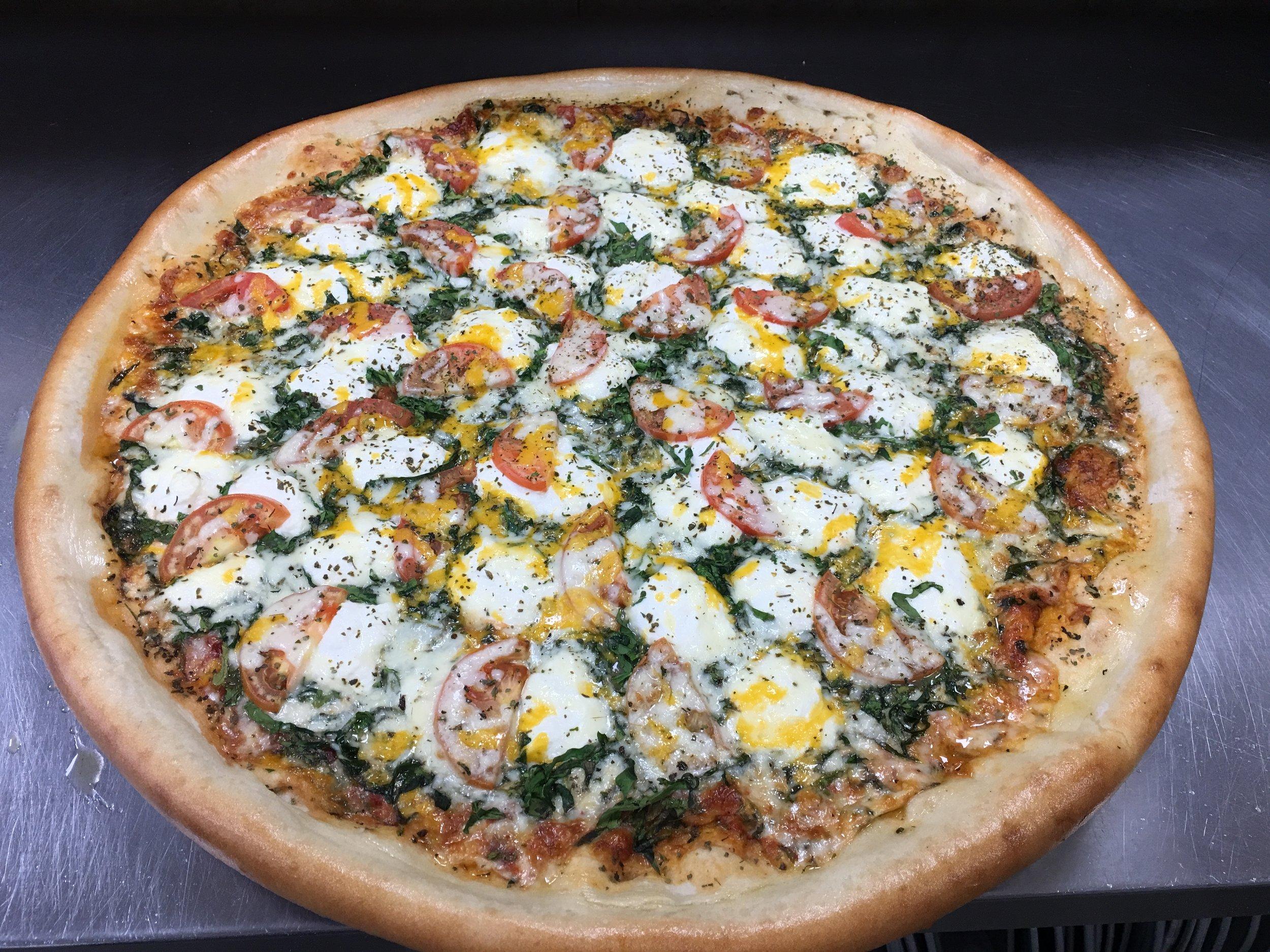 Amazing 5 Star Pizza