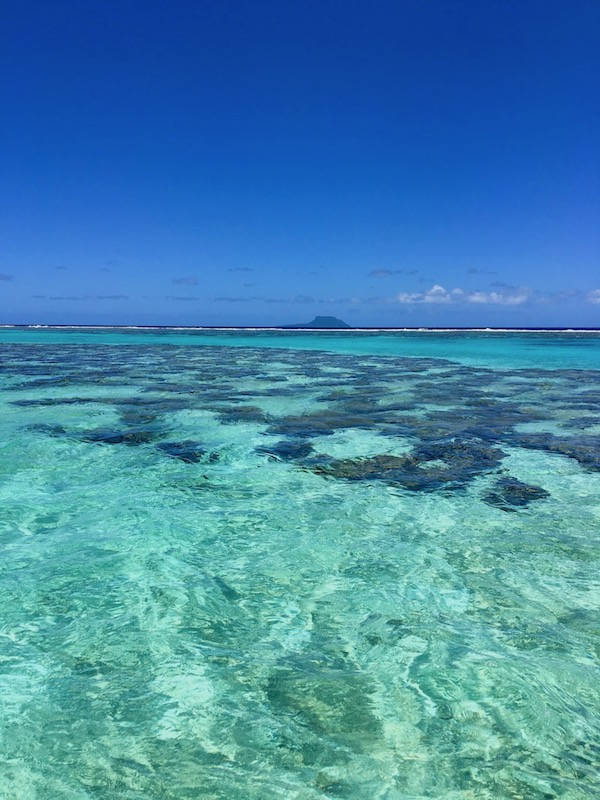 This pristine lagoon is now protected. Photo by Katy Miller/Vatuvara Foundation