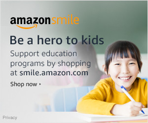 Your shopping makes a difference. Do your regular Amazon shopping at  smile.amazon.com/ch/45-2737721  and Amazon donates to Seacoast Educational Endowment Dover.