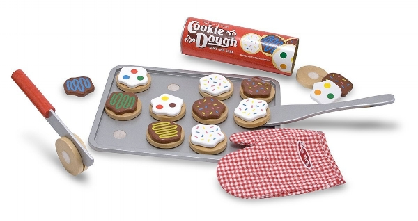 Not Without My Coffee- Melissa and Doug Slice and Bake Wooden Cookie Play Food Set.jpg