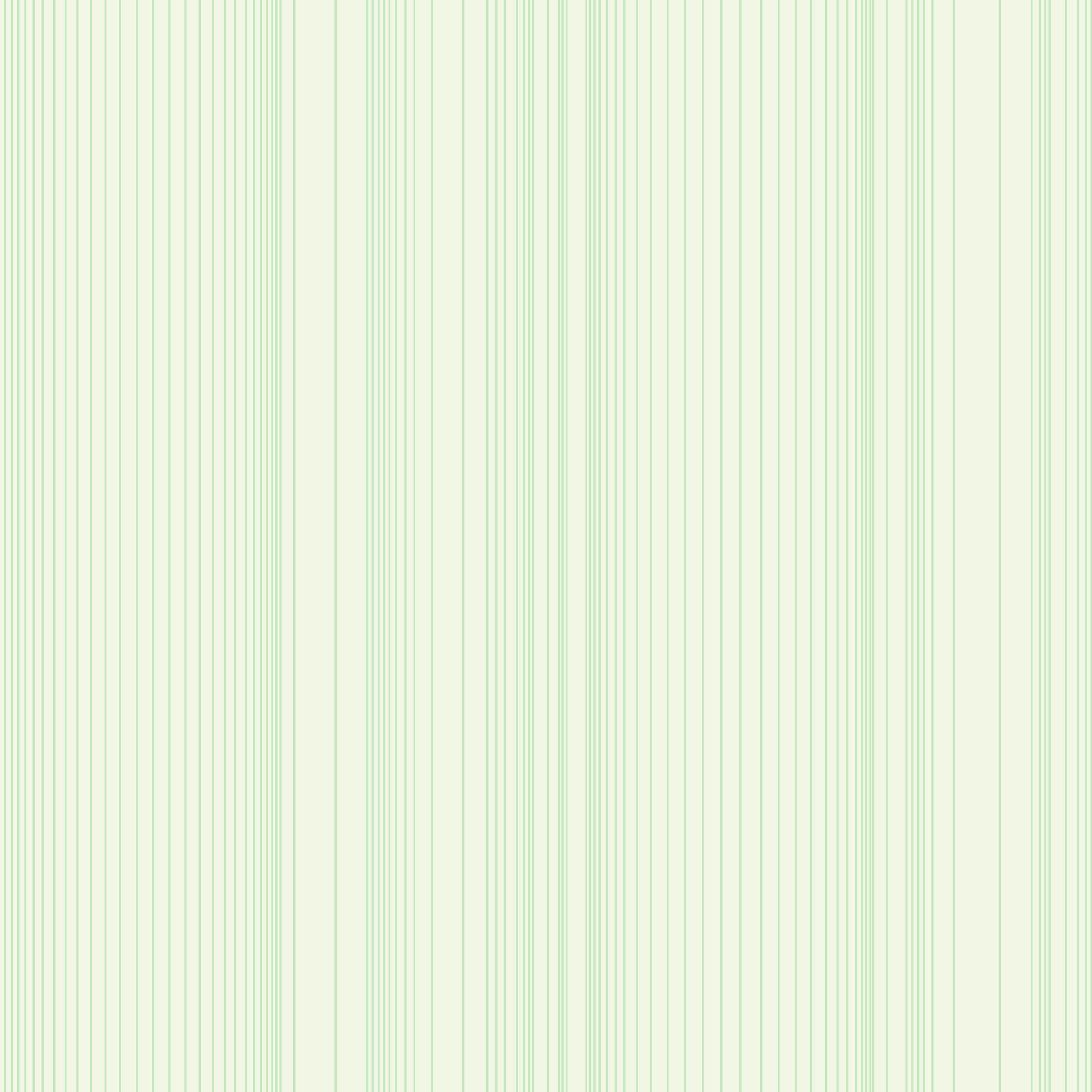 Encoded Stripe - Mint