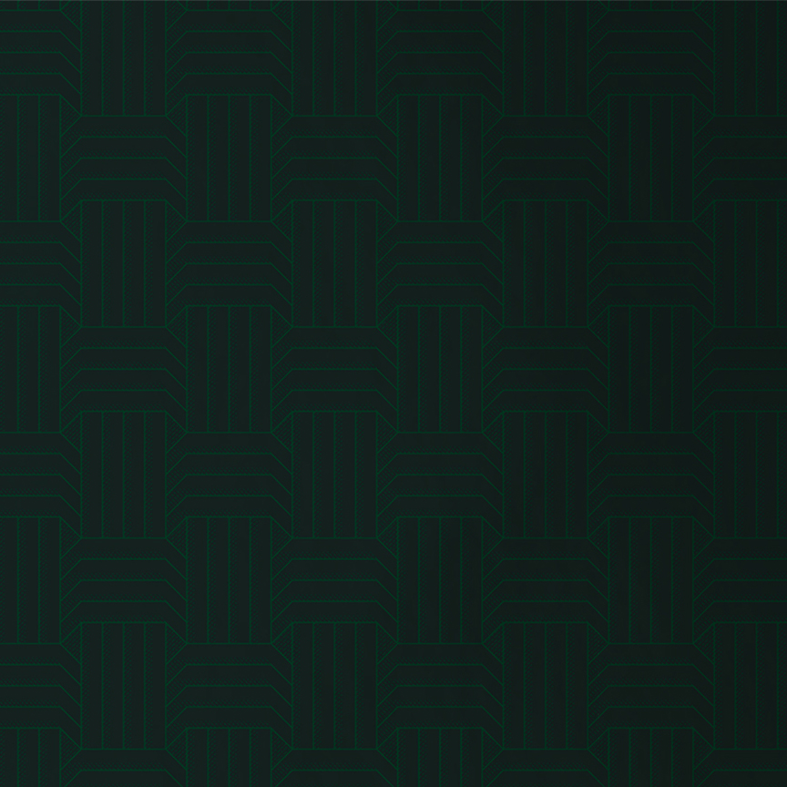 Woven Together - Leaf Green Shimmer