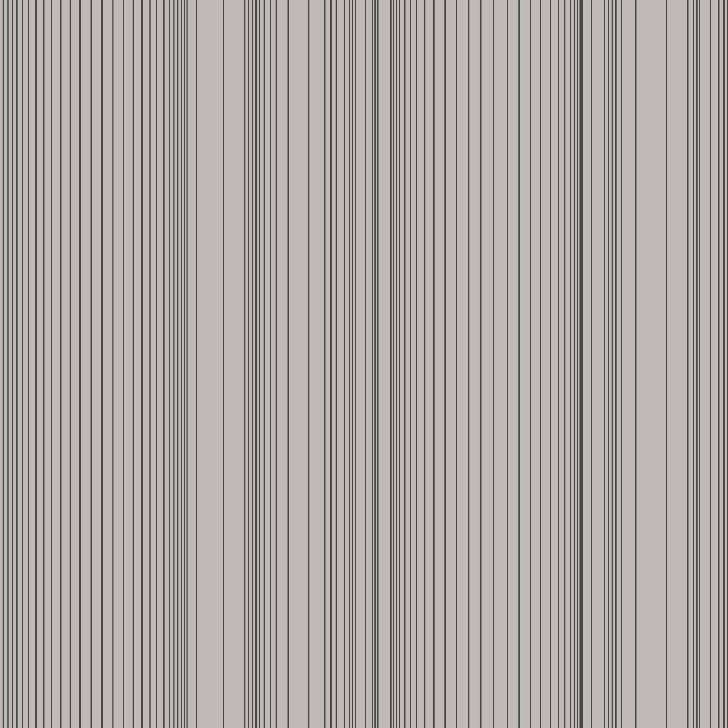 Encoded Stripe - Fog