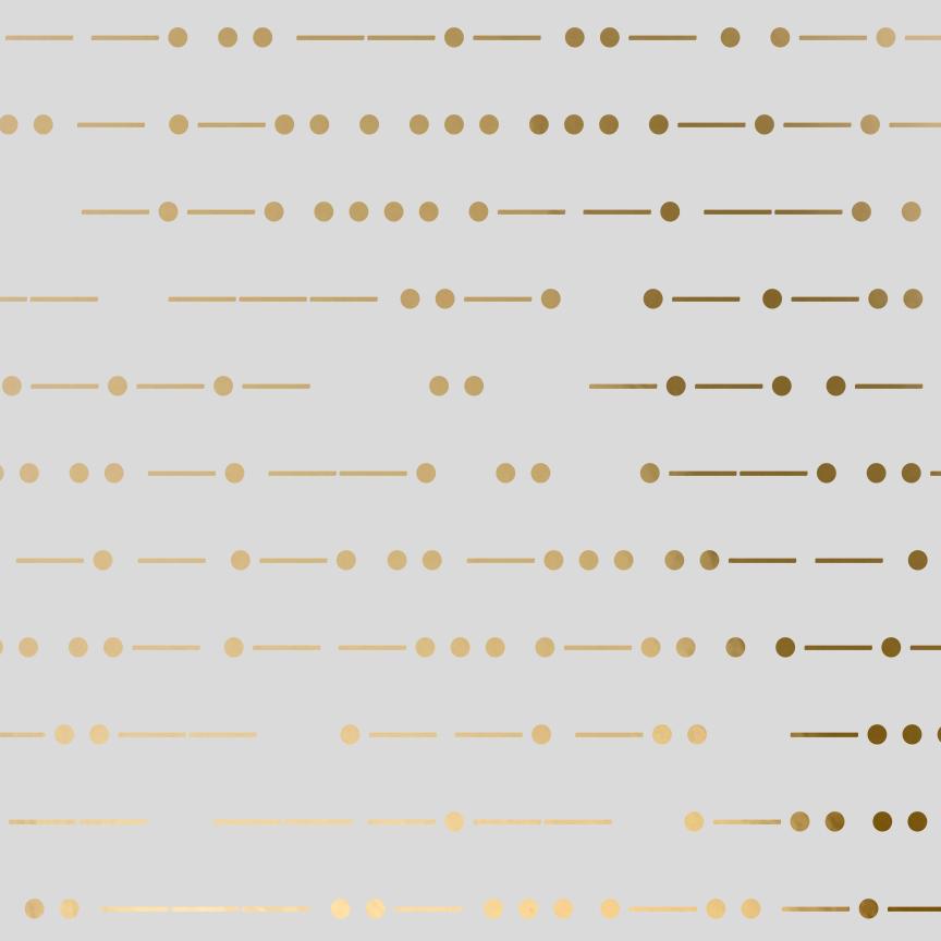 La Dit Dah - Gold Shimmer