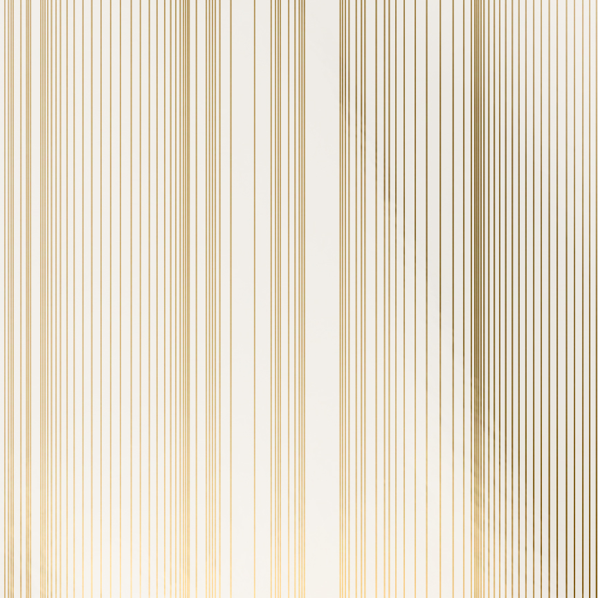 Encoded Stripe - Gold Shimmer