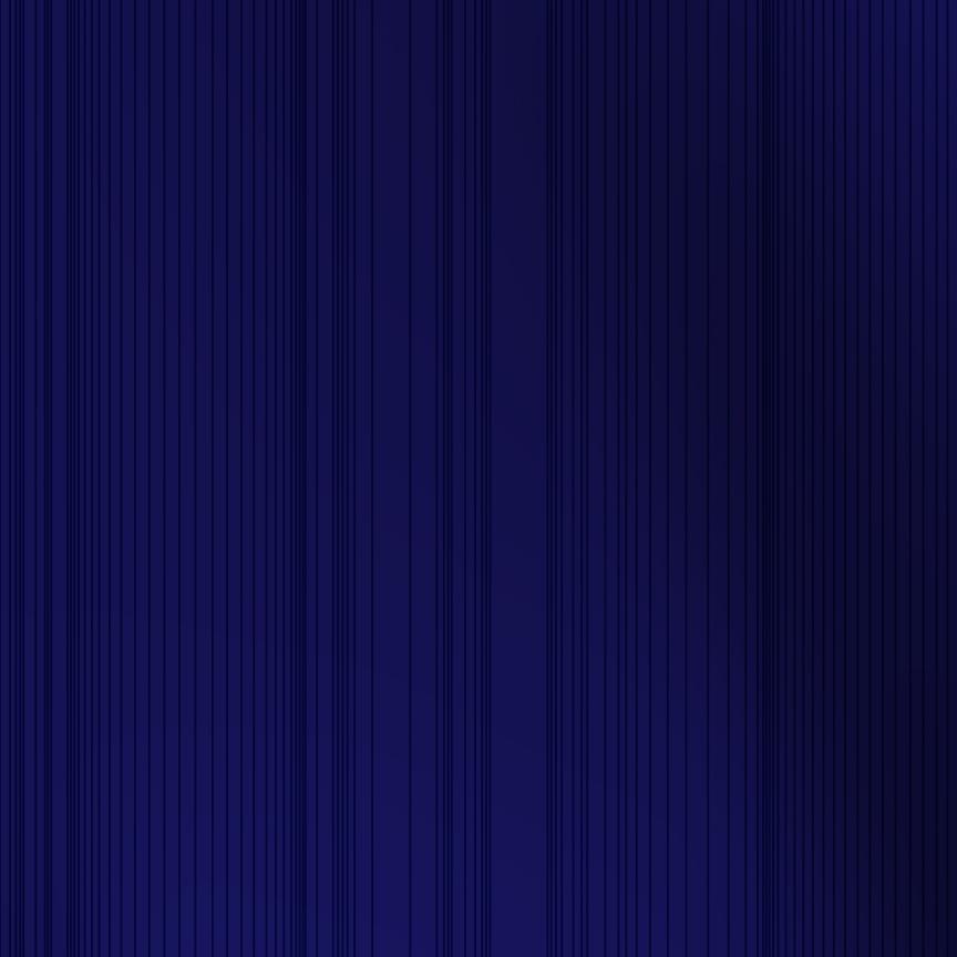 Encoded Stripe - Indigo Shimmer