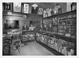 Golden Eagle Cigar Store