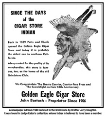 1940 Newspaper Ad