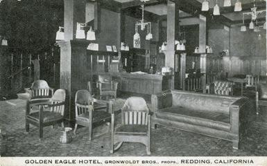 Golden Eagle Lobby