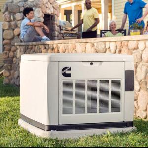 Cummin Home Generator in Wheaton