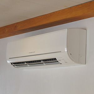 Wheaton Ductless AC Installation