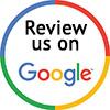 5 Star Reviews on Google