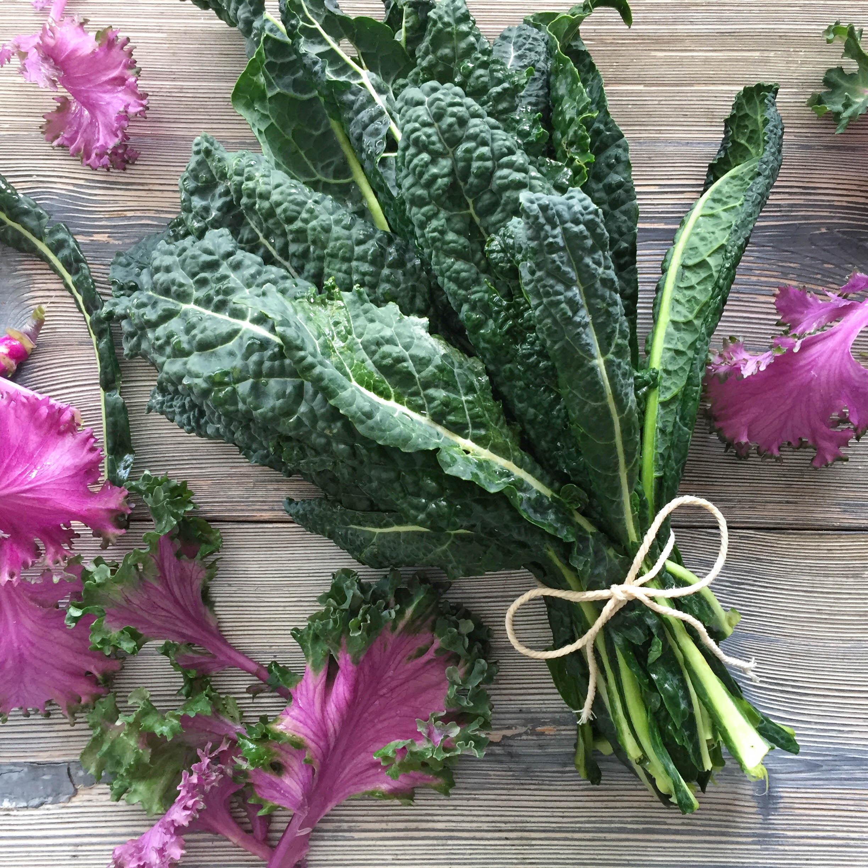 Food Styling Kale