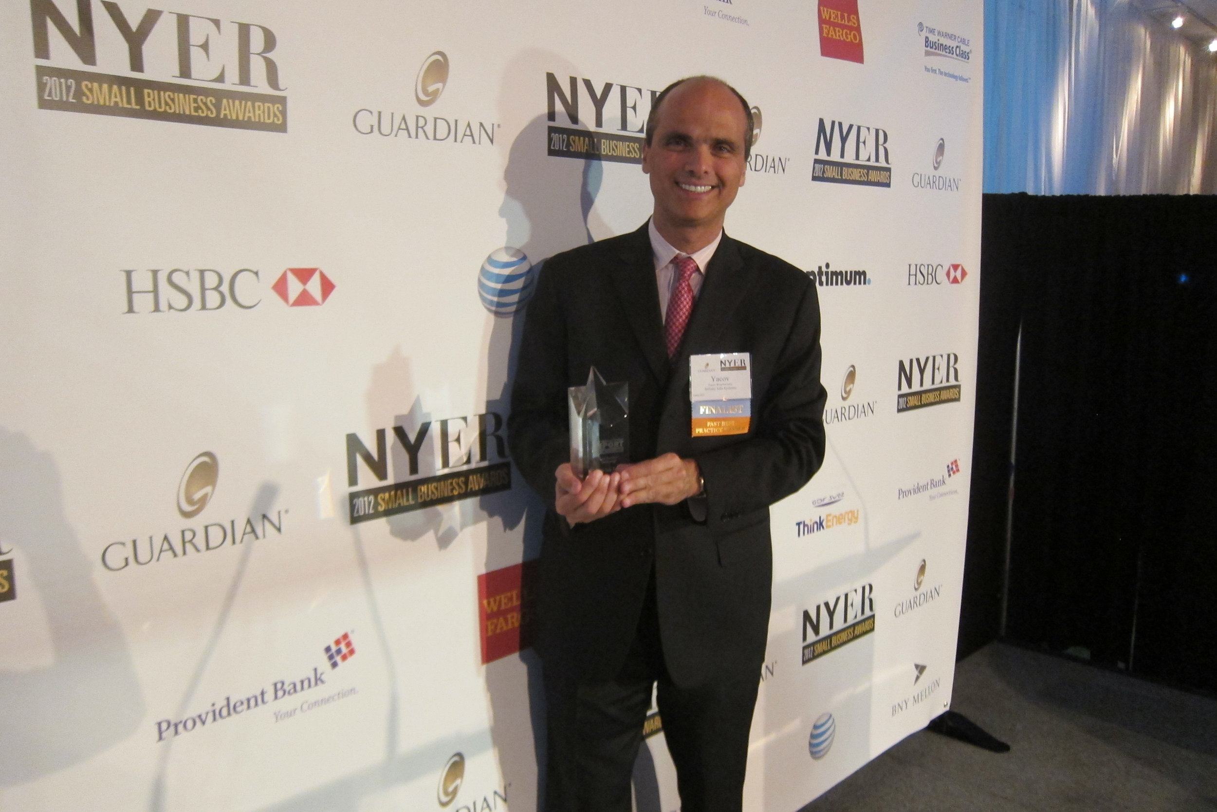 2006 - Awarded Best Practices in Human Resources