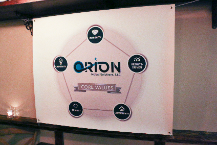 2015 - Orion Global Solutions