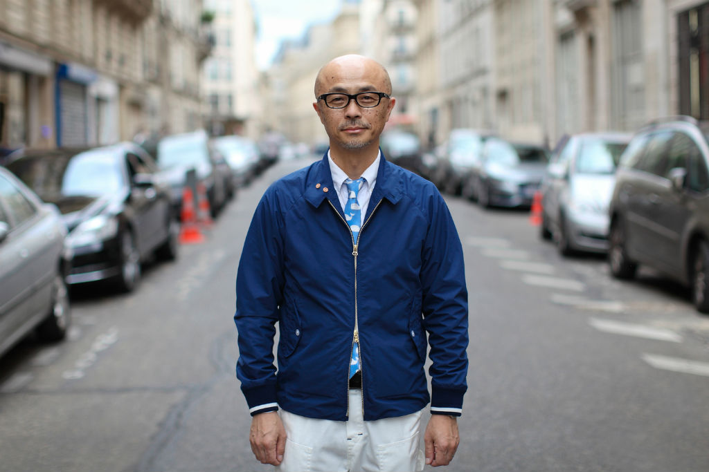 Eiichiro Homma, Founder of Nanamica and The Purple Label