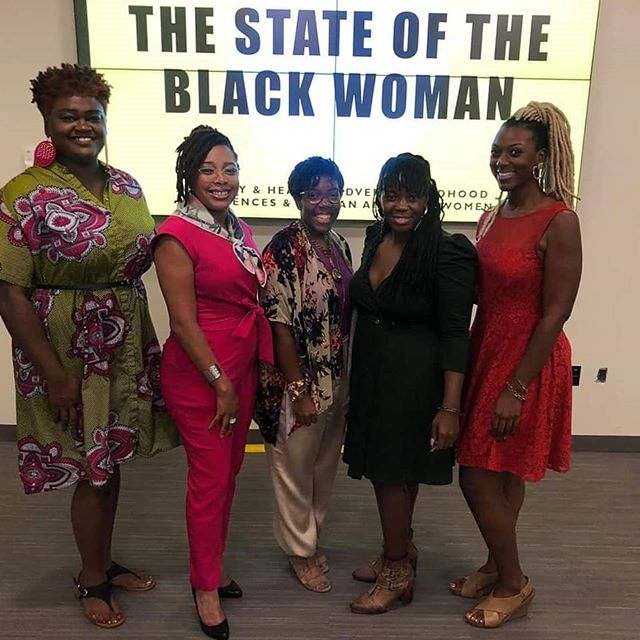 When Black women gather, things shift.  The State of Black Women-Nashville: History & Health Encore Lunch & Learn  Understanding ACEs + Unpacking Historical Trauma + Modern Context + Holisitic Perspective + Healing Spaces = Communal Transformation and Liberation.  #LiveInandOnPurpose  #AlignmentMadeManifest